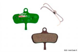 SwissStop Avid Juicy/BB7 Disc Brake Pads