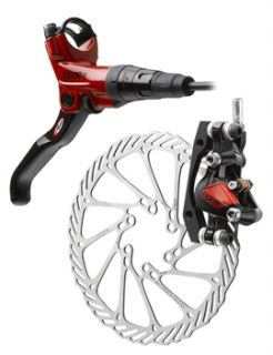 Avid Elixir CR Carbon   X9 Red/Black 2011