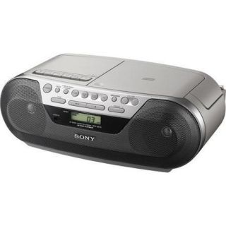 Sony CFD S05 Digital CD Radio Cassette Player