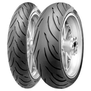 NEW CONTINENTAL CONTI MOTION ECONOMY SPORT TIRE, FRONT, 120/60ZR17