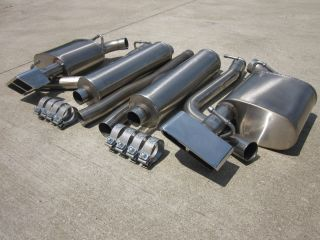 CORSA PERFORMANCE EXHAUST 2011 2012 DODGE CHALLENGER SPORT SYSTEM