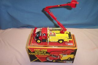 TOP LINE UTILITY CONSTRUCTION 4400 SERIES INTERNATIONAL UTILITY TRUCK