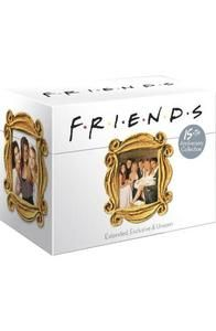 Friends 15th Anniversary Complete Box Set New DVD 5051892008815