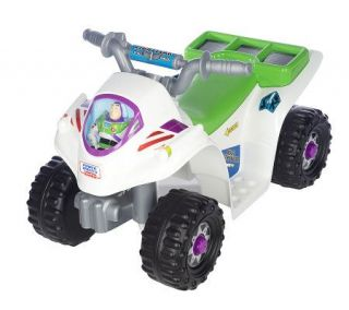 Toy Story 3 Power Wheels Lil Quad Battery Powered Ride On Vehicle
