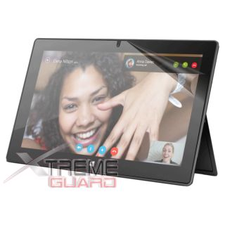 LCD Screen Protector Skin For Microsoft Surface Windows RT Tablet PC