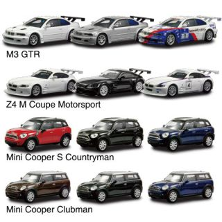 BMW Mini Cooper s Countryman Blue 1 64 Kyosho Minicar Collection 2012