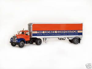 First Gear Lionel Mack Tractor Trailer Mint 1 34th