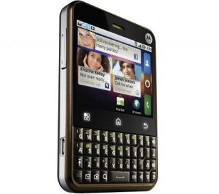 Motorola Charm MB502 GSM Unlocked Cell Phone with Keyboard —
