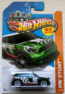 MINI Countryman Rally 2012 One ALL4 D WRC Marque BMW Austin Mini