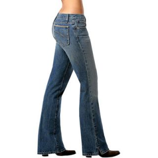 Cruel Girl Kelsey Medium Wash Jeans in Slim Relaxed