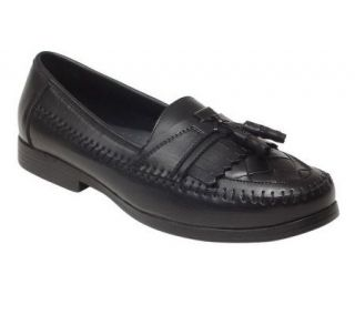 Deer Stags Herman Mens Kiltie Tassel Loafers   A316196