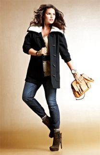 Sejour Jacket, & Lucky Brand Shell & Jeans