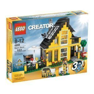Lego Creator 4996 Beach House 3 in 1 673419102834