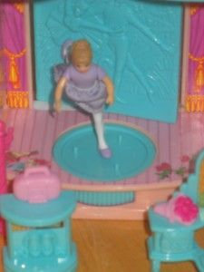 Fisher Price Sweet Streets Candy Shop Dance Studio Ballerina