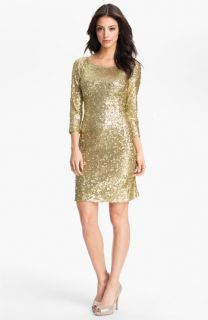 Marc New York by Andrew Marc Sequin Sheath Dress