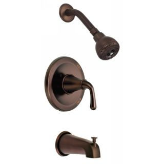 Danze D510056RBT Single Handle Tub Shower Faucet Trim Only Bronze