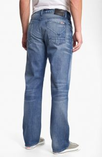 Hudson Jeans Wilde Relaxed Straight Leg Jeans (Grand Prix)
