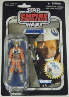 Dack Ralter Figure Star Wars Empire Strikes Back 2010 Hasbro
