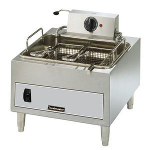 Toastmaster TMFE15 15lb Commercial Electric Deep Fryer