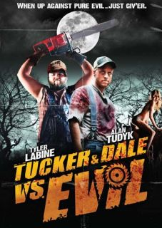 Tucker and Dale vs Evil Canadian Release New DVD