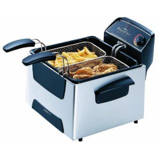 Presto Dual Basket Deep Fryer 5466
