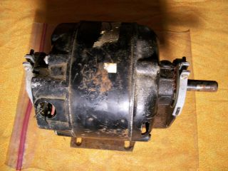 Emerson 1 6 Horse Power Electric Motor