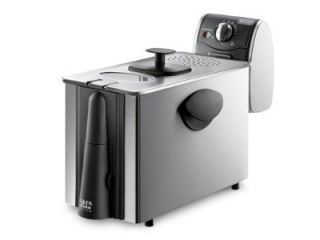 DeLonghi Dual Zone 4 Liter Deep Fryer NEW IN BOX RETAIL 129 99