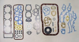 75 79 Nissan 200SX Pickup 2 0L L20B Engine Full Gasket Replacement Set