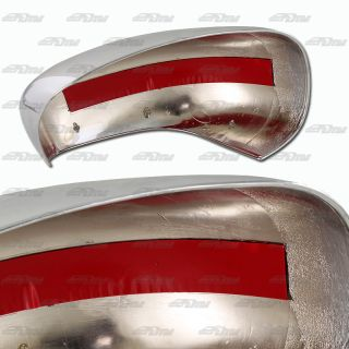 Chrysler 300 300C Dodge Charger Magnum Chrome Side Mirrors Covers 1x