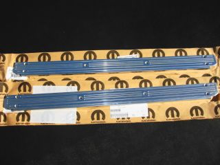 NEW 1972 1990 Dodge Ram D150 D250 Aluminum Outer Door Sills OEM Mopar