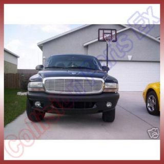Dodge Dakota Pickup Durango Grille Chrome Billet