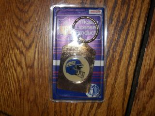 Metal Key Chain New York Giants NFL Ensignia