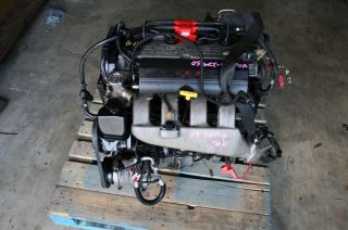03 04 05 Dodge Neon SRT 4 2 4L Turbo Engine A853 SRT4 75K