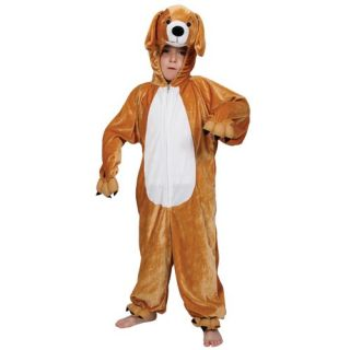 Puppy Dog Kids Pet Animal Fancy Dress Child Boys Girls Costume Outfit