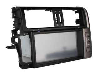 Car DVD Player GPS Navi for Toyota Land Cruiser Prado 150 Free