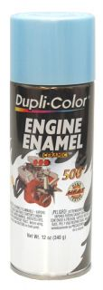 Dupli Color Pontiac Blue Metallic Engine Spray Paint