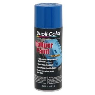 Dupli Color Paint Brake Caliper Paint Gloss Blue 12 oz. Aerosol Ea