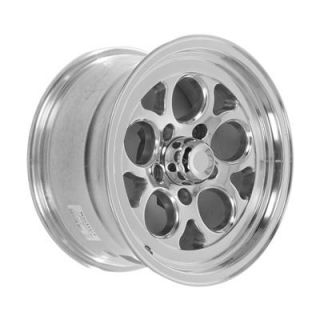 Summit Racing 561 5861PS Wheel, Drag Thrust, Aluminum, Polished, 15 in