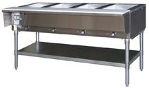 Eagle Hot Food Table Electric 63 5L Model SDHT4 240 WD