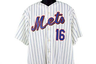 Dwight Gooden Autographed New York Mets Baseball Jersey PSA DNA COA