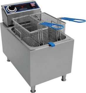 Commercial Pro 16 lb Countertop Electric Fryer