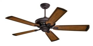 Emerson 60 Ceiling Fan Carrera Grande Eco Oil Rubbed Bronze CF788ORB