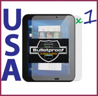 High quality Clear LCD Screen Protector Film For HP TouchPad