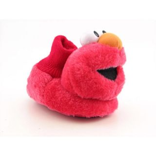 Sesame Street Elmo Infant Baby Boys Size 9 Red Red Novelty Textile