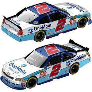 Elliott Sadler One Main Financial 2012 Action Lionel 1 64