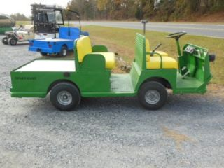 Taylor Dunn B2 48 Electric Utility Cart Vehicle Tugger 36 Volt Runs