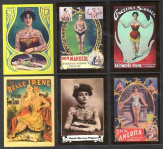 TATTOO ART COLLECTIBLE TRADING CARDS (2012) Factory Sealed Card Set