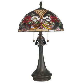 113 2413 dale tiffany rose garden table lamp rating be the first to