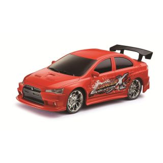 Fast Lane 1 16 Radio Control Tuner Car Mitsubishi Lancer Evolution X