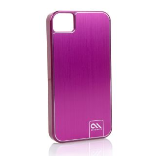 226 289 case mate case mate hot pink magenta brushed aluminum case for
